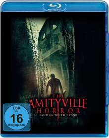 The Amityville Horror (2005) (Blu-ray), Blu-ray Disc