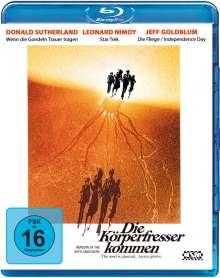 Die Körperfresser kommen (Blu-ray), Blu-ray Disc