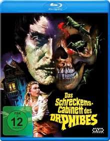 Das Schreckenskabinett des Dr. Phibes (Blu-ray), Blu-ray Disc