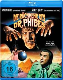 Die Rückkehr des Dr. Phibes (Blu-ray), Blu-ray Disc