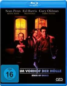Im Vorhof der Hölle (Blu-ray), Blu-ray Disc