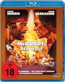 McQuade - Der Wolf (Blu-ray), Blu-ray Disc