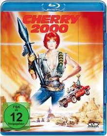 Cherry 2000 (Blu-ray), Blu-ray Disc