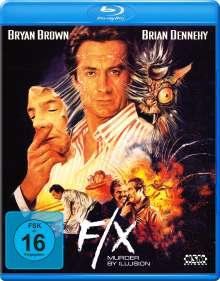 F/X - Tödliche Tricks (Blu-ray), Blu-ray Disc