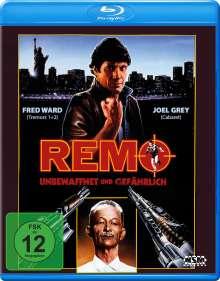 Remo - Unbewaffnet und gefährlich (Blu-ray), Blu-ray Disc
