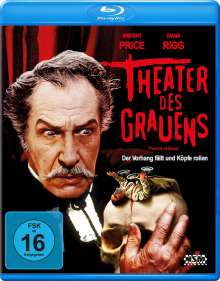 Theater des Grauens (Blu-ray), Blu-ray Disc