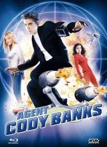 Agent Cody Banks (Blu-ray & DVD im Mediabook), 1 Blu-ray Disc und 1 DVD