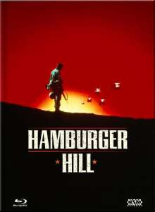 Hamburger Hill (Blu-ray & DVD im Mediabook), 1 Blu-ray Disc und 1 DVD