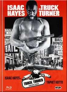 Truck Turner (Chicago Poker) (Blu-ray & DVD im Mediabook), 1 Blu-ray Disc und 1 DVD