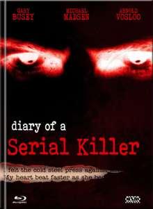Diary of a Serial Killer (Blu-ray & DVD im Mediabook), 1 Blu-ray Disc und 1 DVD