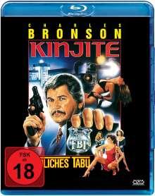 Kinjite - Tödliches Tabu (Blu-ray), Blu-ray Disc