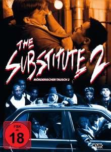 The Substitute 2 (Mörderischer Tausch 2) (Blu-ray & DVD im Mediabook), 1 Blu-ray Disc und 1 DVD