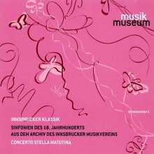 Innsbrucker Klassik, CD