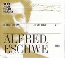 """Wiener Johann Strauss Orchester - Jubiläums-Ausgabe Nr.1 """"Freut euch des Lebens"""", CD"""