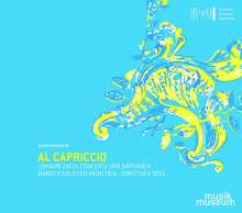 "Johann Zach (1713-1773): Concerti & Sinfonien ""Al Capriccio"", CD"