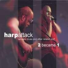 Harpattack: 2 Became 1, CD