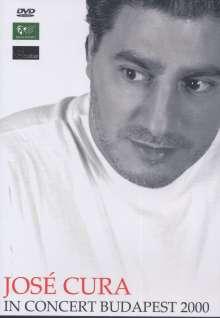 Jose Cura in Concert Budapest 2000, DVD