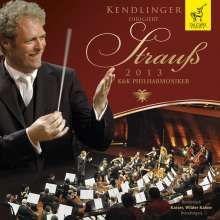 Kendlinger dirigiert Strauß 2013, Super Audio CD