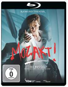Musical: Mozart! Das Musical - Live aus dem Raimundtheater, Blu-ray Disc