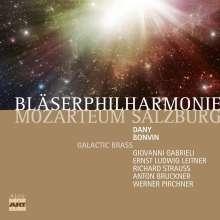 Bläserphilharmonie Mozarteum Salzburg - Galactic Brass, 2 CDs