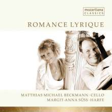 Matthias Michael Beckmann - Romance Lyrique, 2 CDs