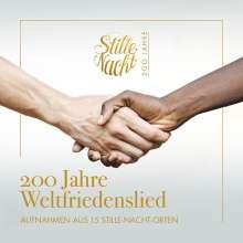 Stille Nacht - 200 Jahre Weltfriedenslied (Aufnahme aus 15 Stille-Nacht-Orten), CD