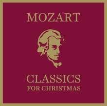 Wolfgang Amadeus Mozart (1756-1791): Mozart - Classics For Christmas, CD