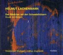 Helmut Lachenmann (geb. 1935): Das Mädchen mit den Schwefelhölzern, 2 CDs
