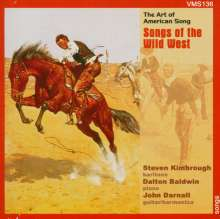 Songs of the Wild West - The Art of American Song, CD