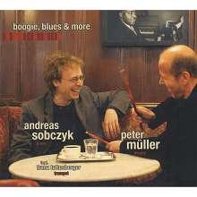 Sobczyk/Mueller: Boogie Blues & More, CD