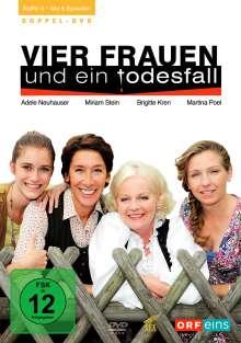 Vier Frauen und ein Todesfall Staffel 5, 2 DVDs