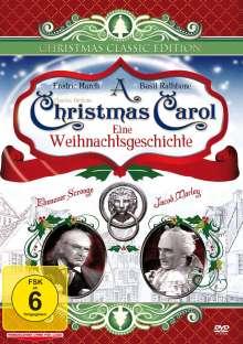 Die Nacht vor Weihnachten, DVD