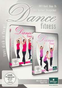 Dance Fitness - Sondereidtion 1+2, 2 DVDs