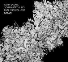 Akira Sakata, Johan Berthling & Paal Nilssen-Love: Arashi, CD