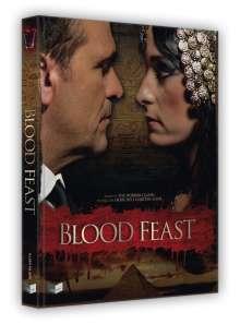 Blood Feast (Blu-ray & DVD im wattierten Mediabook), 2 Blu-ray Discs, 1 DVD und 1 CD