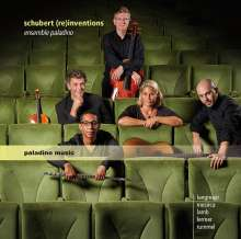 Ensemble Paladino - Schubert (re)inventions, 2 CDs