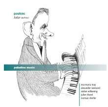 Francis Poulenc (1899-1963): Die Geschichte von Babar (Klavierfass.), 2 CDs