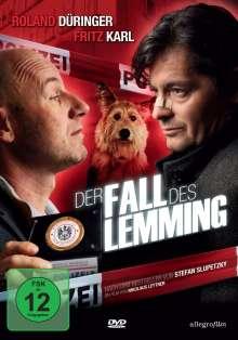 Der Fall des Lemming, DVD