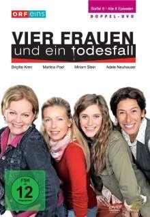Vier Frauen und ein Todesfall Staffel 6, 2 DVDs