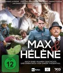 Max & Hélène (Blu-ray), Blu-ray Disc
