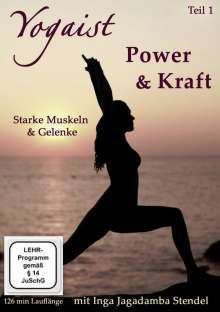 Yogaist Vol. 1: Power & Kraft, DVD