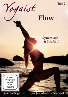 Yogaist Vol. 2: Flow, DVD