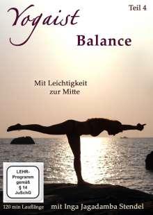 Yogaist Vol. 4: Balance, DVD