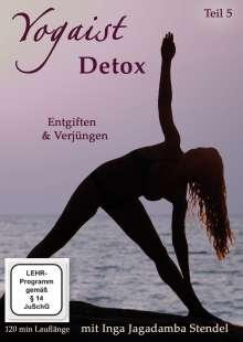 Yogaist Vol. 5: Detox, DVD