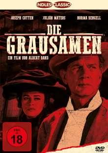 Die Grausamen, DVD