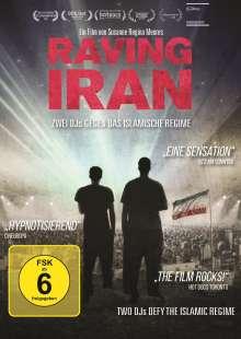 Raving Iran (OmU), DVD