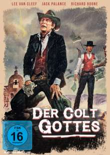Der Colt Gottes, DVD