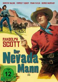 Der Nevada Mann, DVD