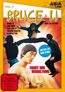 Bruce Li - Faust der Vergeltung, DVD