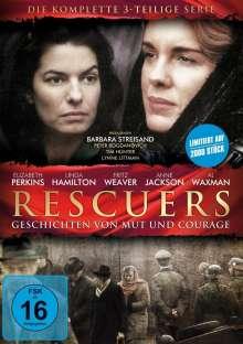 Rescuers - Geschichten von Mut und Courage (Komplette Serie), 2 DVDs